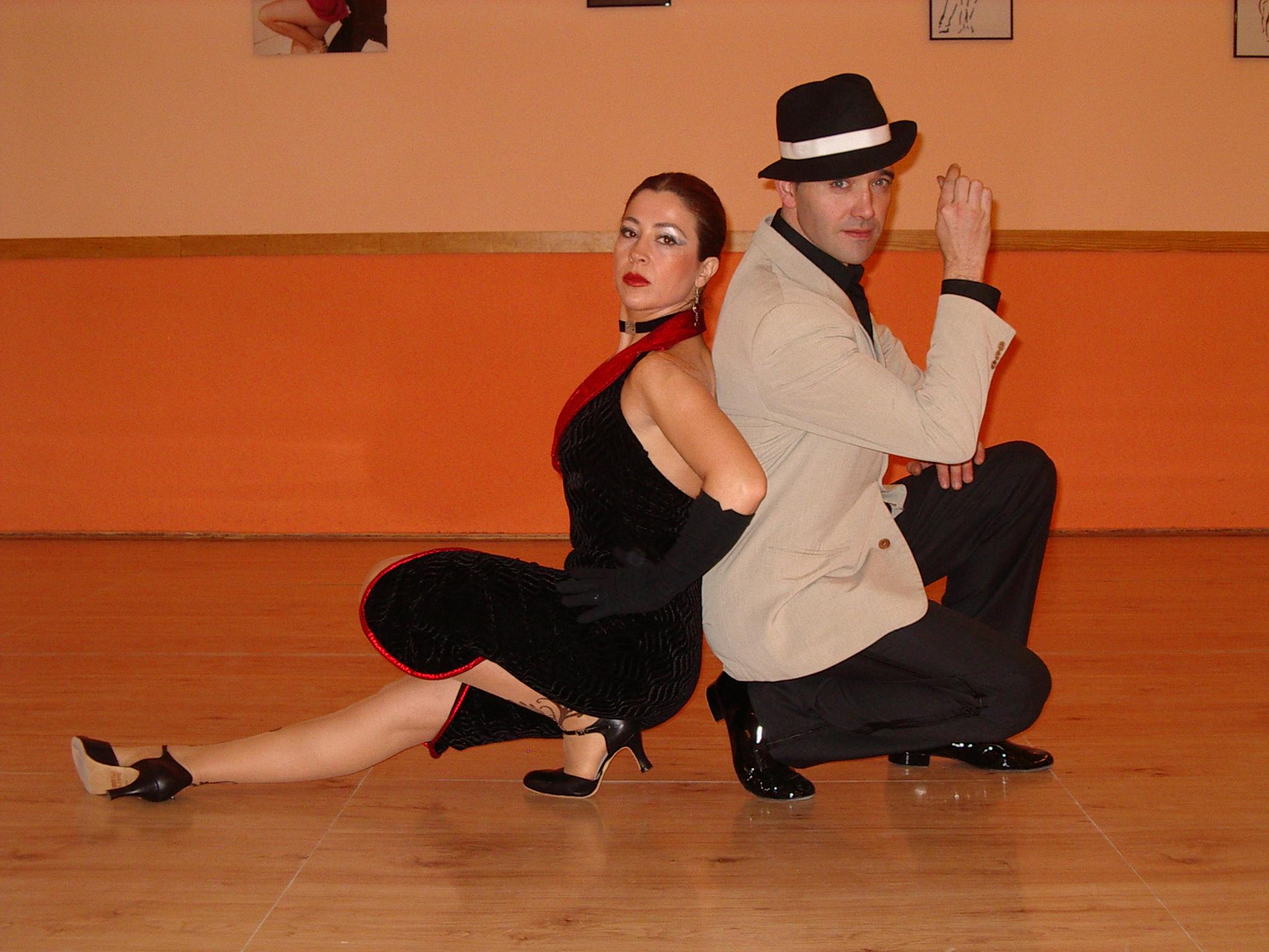 Bailes de salón Valencia